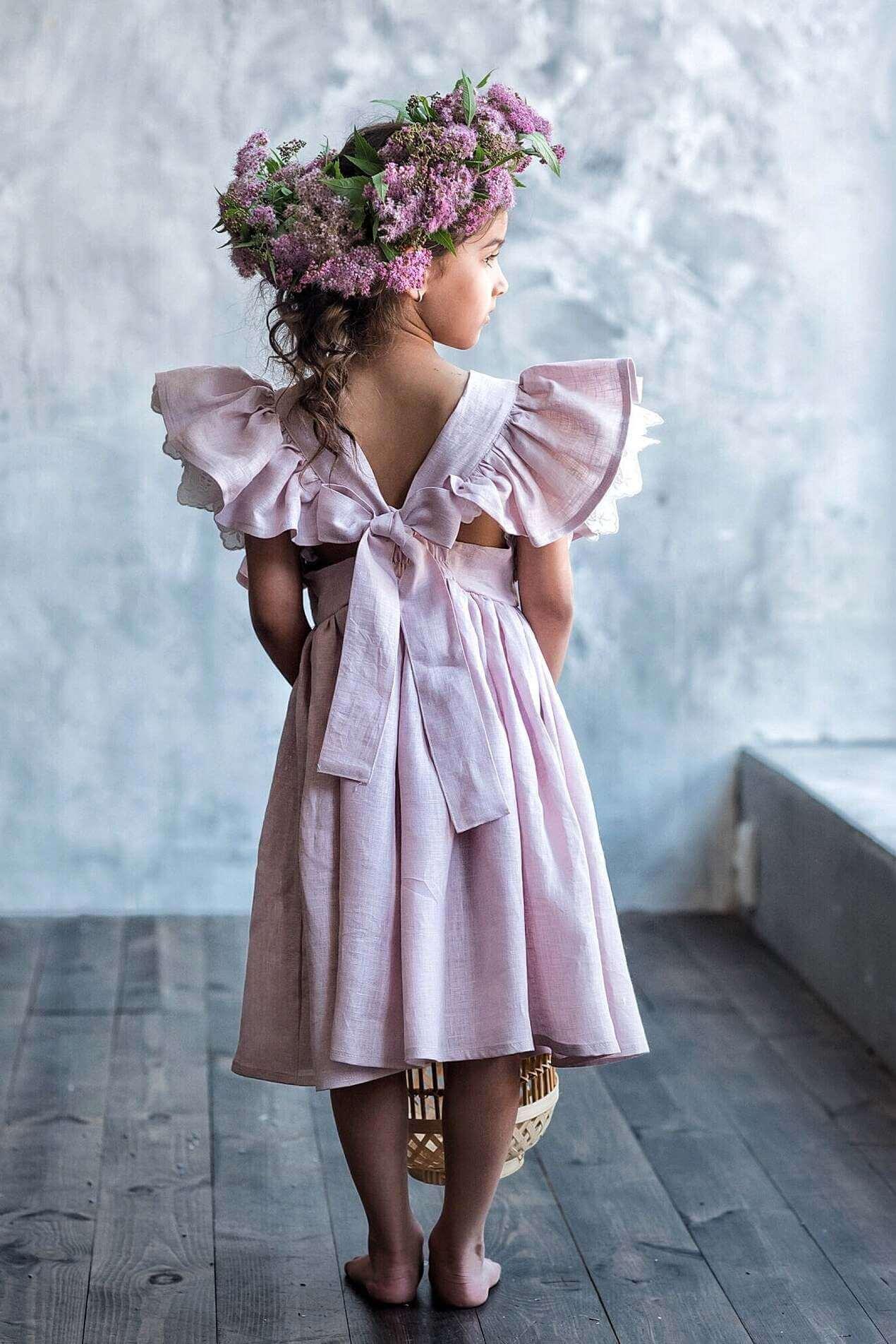 linen clothes kids
