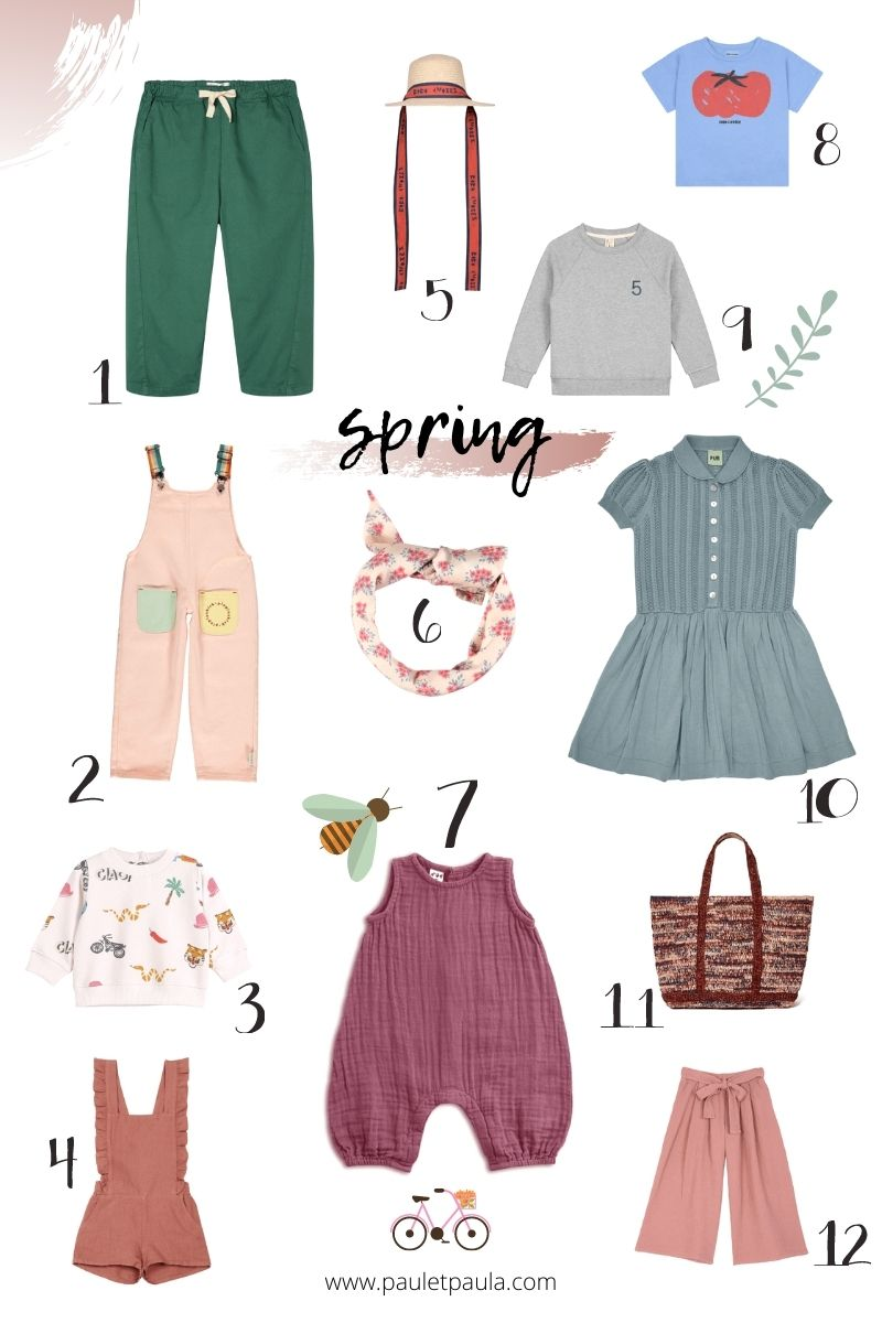 spring clothes kids