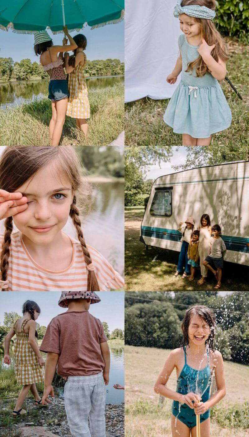 children's fashion brand Búho