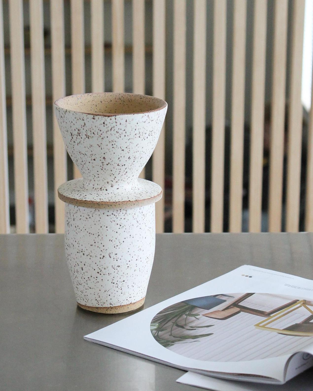 handmade Coffee Pour Over Tumbler SET